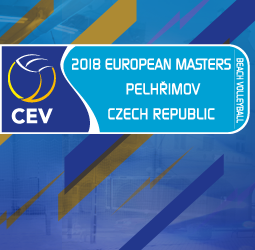 2018 CEV BEACH VOLLEYBALL EUROPEAN MASTERS PELHŘIMOV